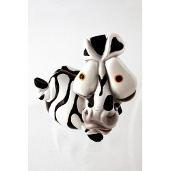 5T. «Zoo» zebra money bank