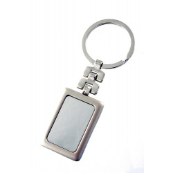 1T. Rectangle keyring metal with origin case box