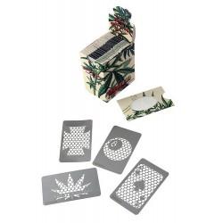 1T. Display 48 card grinders assorted «Kañamero»
