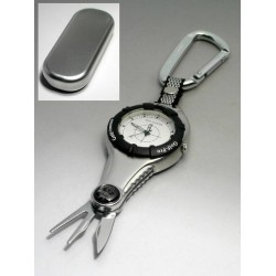1T. Reloj Golf Mosquetón Mod K256
