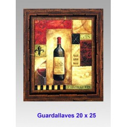 2T. Guardallaves modelo  20