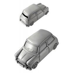1T. Hucha de metal coche «Mini»