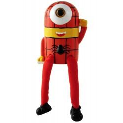 1T. Hucha superheroe «Spider»