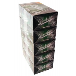 4T. «Smoking» Menthol tubes pack 5 boxes x 100 units.