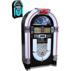 2T. Jukebox Jumbo Radio/Tocadiscos/Cd/Comp.Mp3/Usb/Sd BLUETOOTH