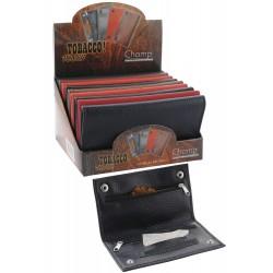 3T. Expositor con 12 bolsas para picadura de tabaco «Champ»