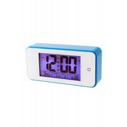 1T. Reloj despertador «Smartphone» azul
