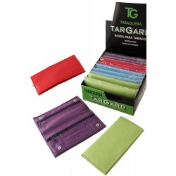 1T. Expositor con 12 bolsas «TG» para picadura en colores surtidos