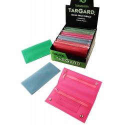 1T. Expositor con 12 bolsas latex «TG» para picadura en colores surtidos
