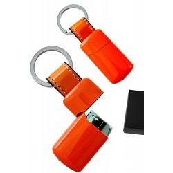 1T. Llavero/encendedor piezo naranja «TG» (22260)