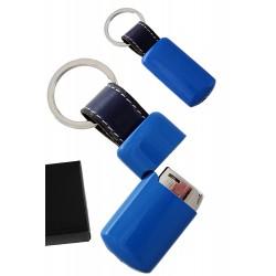 1T. Llavero/encendedor piezo azul «TG» (22260)