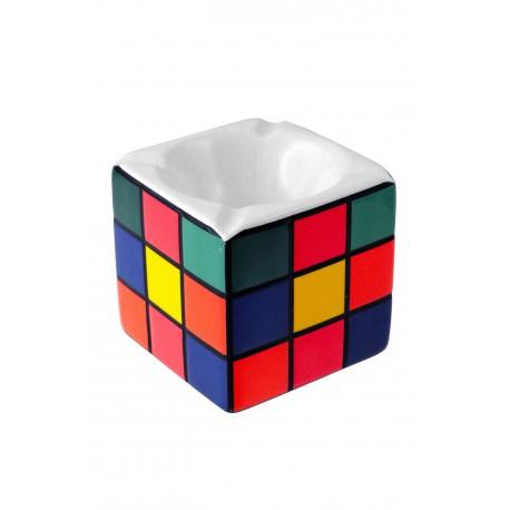 1T. Table ashtray «Cube Rubik»