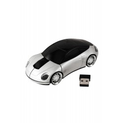 1T. Bluetooth mouse silver «Sports car»