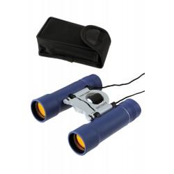 1T. Binocular antideslizante azul con lente ámbar 30 x 25