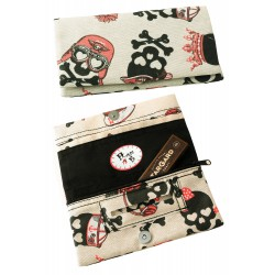 4T. Cut tobacco bag «Mexican». With booklet of rolling paper «TG CRAFT» 70mm./60 leaves