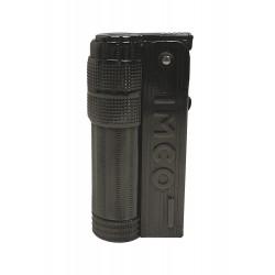 3T. Lighter «IMCO» Super/Triplex Oil Brass gunmetal Logo