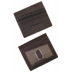3T. Credit card holder «Zippo» Mocca