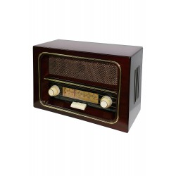 3T. Radio with analog display «RETRO» AM/FM. and Mp3 player for USB/SD/MMC/Bluetooth