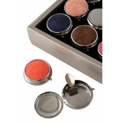 1T. Display «TG» with 24 metallic pocket ashtray assorted colours
