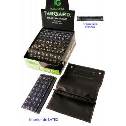 4T. Expositor con 12 bolsas «TG» para picadura «Símbolos solares»