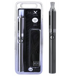 3T. Blister silver electronic cigarette «MAX EVOD»