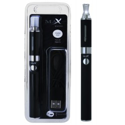 3T. Blister black electronic cigarette «MAX EVOD» 7W