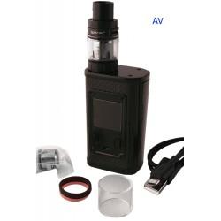 3T. SMOKE MAJESTY KIT FIBER (TPD UE VERSION) negro SIN BATERIA