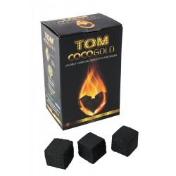 4T. Box 1 Kg. charcoal «TOM COCOCHA GOLD»