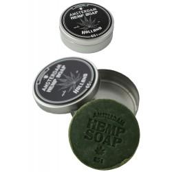 3T. Jabón en lata AMSTERDAM HEMP SOAP 65 gr.