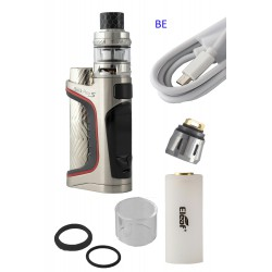 3T. ELEAF ISTCK PICO S KIT WITH ELLO VATE plata