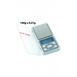 3T. precision digital scale 100 x 0,01 g. «Bullet»
