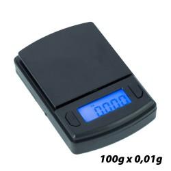 3T. precision digital scale 100g x 0,01g