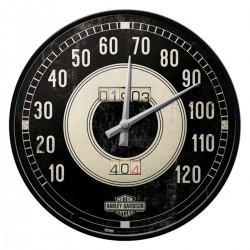 3T. «Harley Davidson» Wall clock Ø 31 cm.