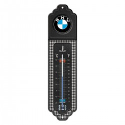 3T. «BMW»  Metal thermometer 28 x 6,5 cm.