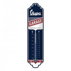 3T. «Vespa» Metal thermometer 28 x 6,5 cm.