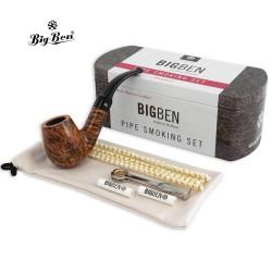 5T. Smoking set brown bent 018 BIGBEN