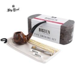 5T. Smoking set brown bent 543 BIGBEN