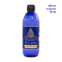 3T. Base SIN Nicotina bottle with 500 ml. «The Ark»