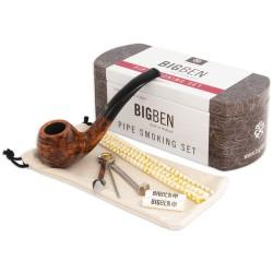 5T. Smoking set brown bent 546 BIGBEN