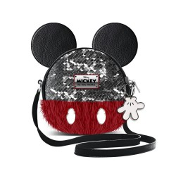 3T. MICKEY round bag Sequin