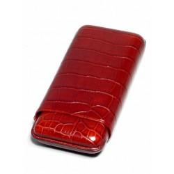 3T. Cocodrile 3/15Tl Leather Habana 3 P