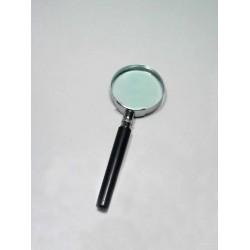 1T. Lupa con lente de cristal de 50 mm.