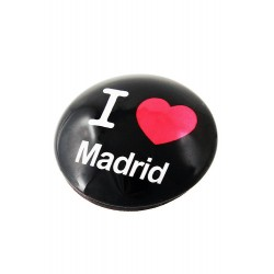 1T. Imán «I LOVE MADRID»