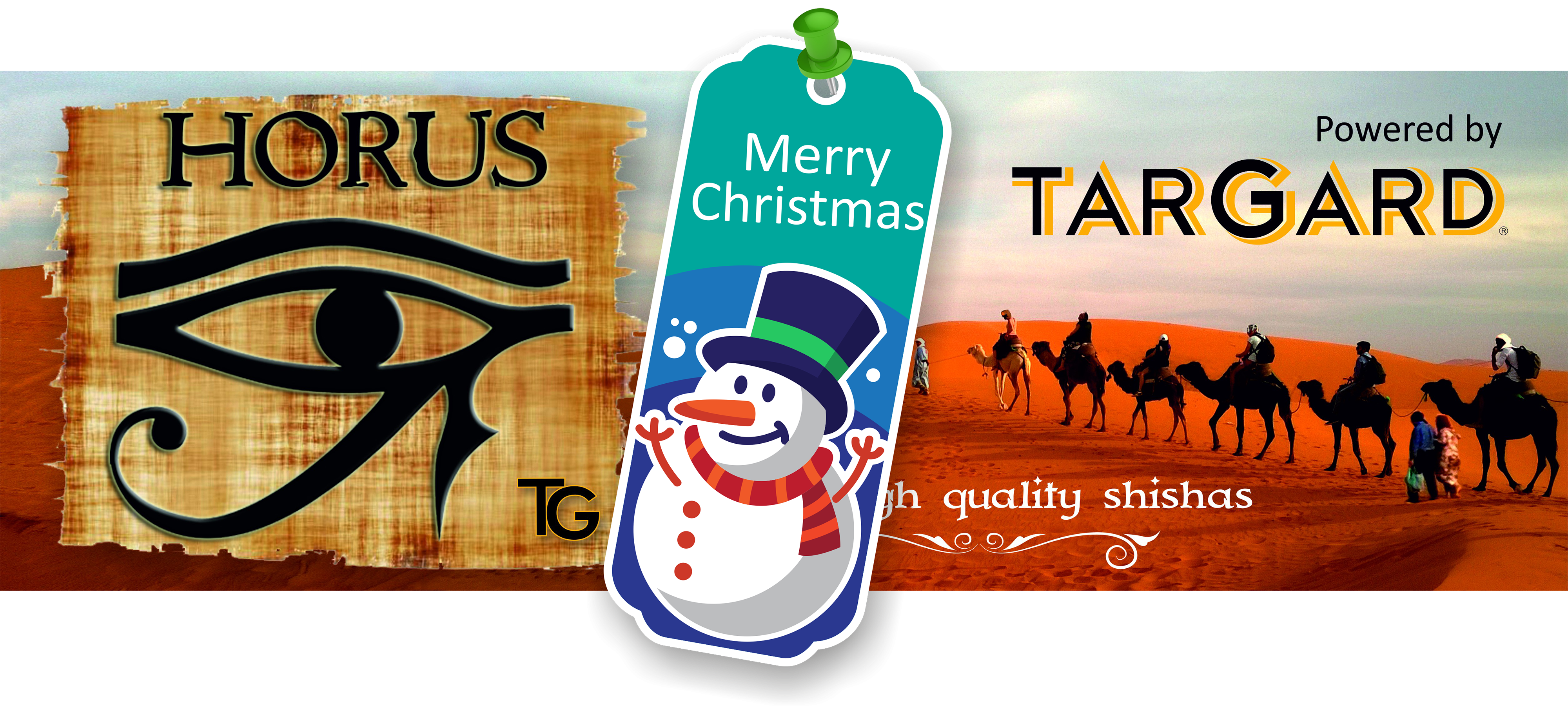 Horus Navidad