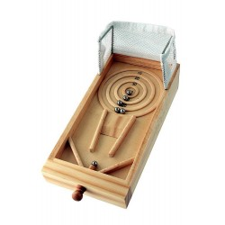 1T. Wooden «Pinball» game