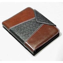 5T. Organizer diary ostrich simile skin