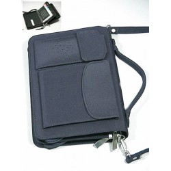 5T. Blue Organizer Diary With Calculator/Wallet Mod. Yl1469At-Mc