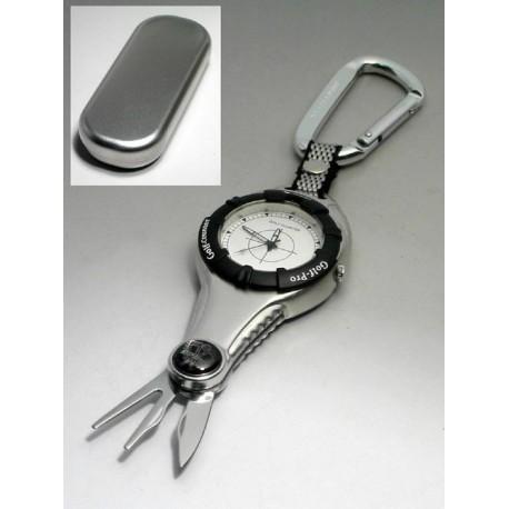 1T. Hook Golf Clock Mod K256