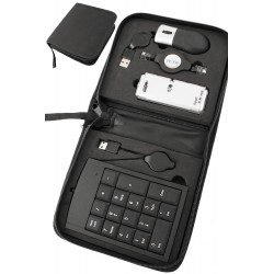 5T. Case with 4 computer accessory