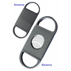 1T. Blind cigar cutter with handles